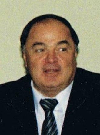Head of the Republic of Adygea - Image: Хазрет Совмен