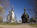 Церковь Петра и Павла и часовня Николая Чудотворца - panoramio.jpg