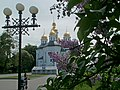 Чернігів. Катерининська церква. Травень.JPG