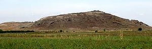Armavir (ancient city) - The site of ancient Armavir