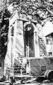 מגדל המים רחוב זלמן דוד ליבונטין ראשון לציון בתקופה שלא היה בשימוש בלי מיכל מים. 1966.jpg