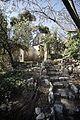ראש פינה, מבנה ישן ומדרגות.jpg