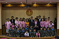 ขบวนการจิ๋วเรนเจอร์ เข้าพบนายกรัฐมนตรีเพื่อบรรพชาสามเณ - Flickr - Abhisit Vejjajiva (1).jpg