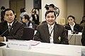 """นายกรัฐมนตรี กล่าวปาฐกถาพิเศษในหัวข้อ """"การเมืองบน - Flickr - Abhisit Vejjajiva (4).jpg"""