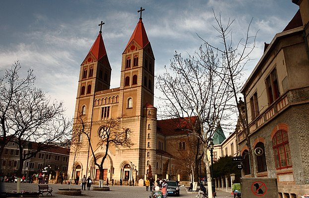 St. Michael's Cathedral, Qingdao