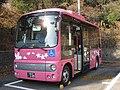 廿日市さくらバス 日野ポンチョ・ショート1ドア.JPG