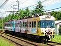 石山坂本線600系「響け!ユーフォニアム」ラッピング電車.jpg