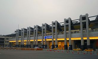 Fengyuan railway station - Exterior