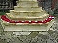 -2019-12-03 The War Memorial, Cromer Parish churchyard, Cromer Norfolk.JPG
