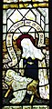 -2020-01-14 Stained glass detail - Madonna and child Jesus window, Saint Andrew the Apostle, Holt.JPG