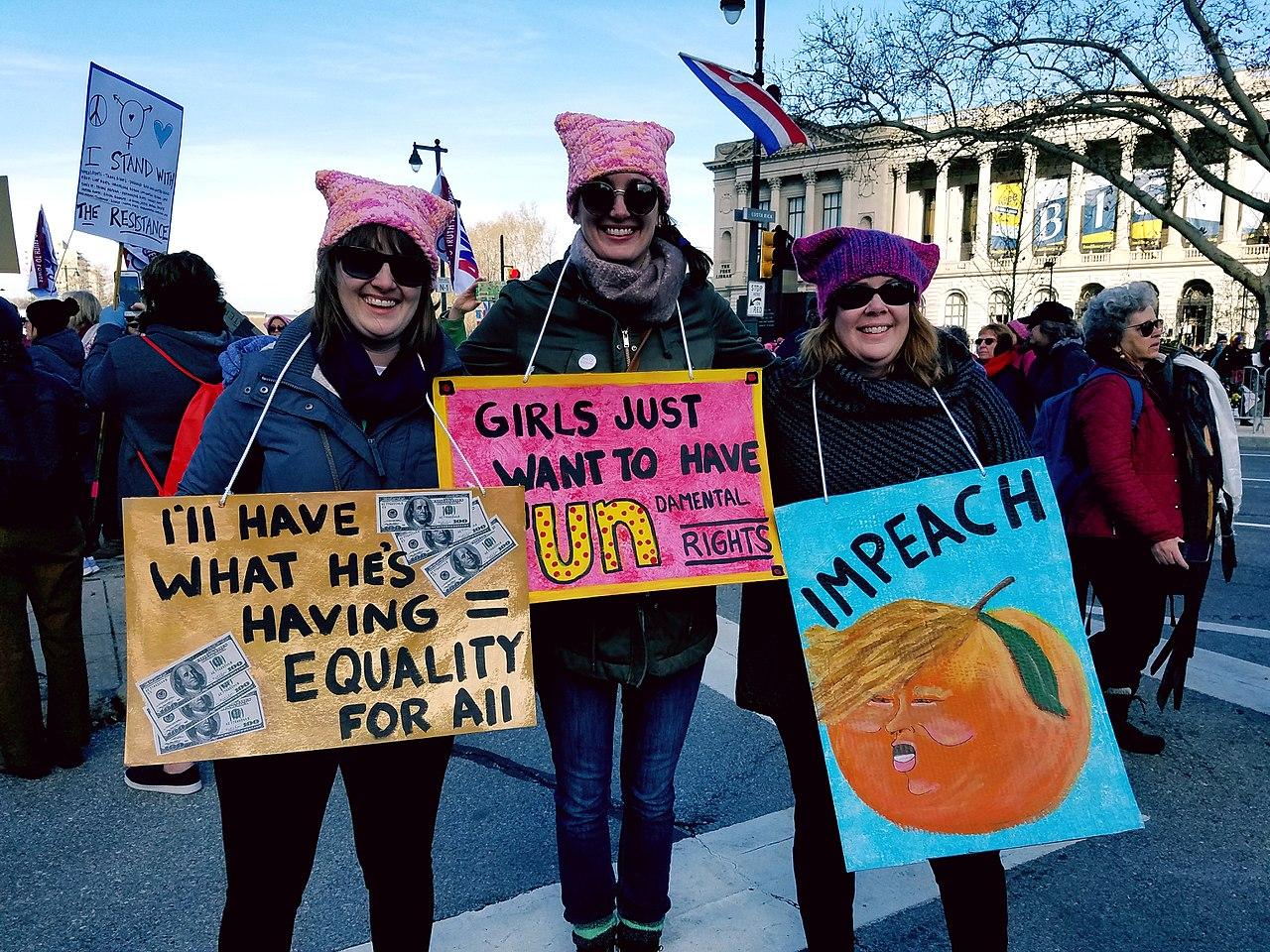 -womensmarch2018 Philly Philadelphia -MeToo (28028227339).jpg