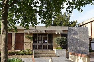 Peyrestortes - The town hall in Peyrestortes