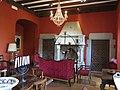 020 Monestir de Sant Benet de Bages, estances de Ramon Casas, menjador.jpg