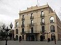 023 Ajuntament d'Olesa de Montserrat, pl. Fèlix Figueras i Aragay.jpg