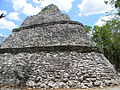 03Cobá - Pyramide Xai-bé.JPG