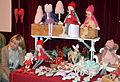 06 Deko Weihnachtspuppen in skandinavischen Stil, Sanok 2013.JPG