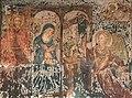 0 'L'Annonciation' - Ancienne fresque murale - S. Maria in Trastevere 2.JPG