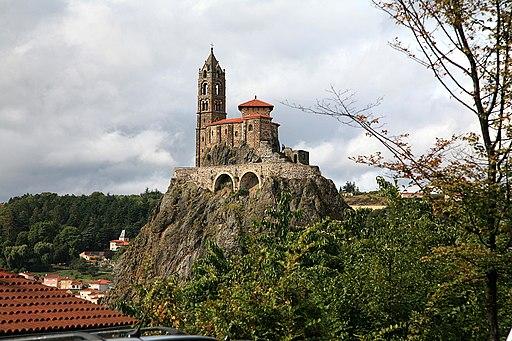 0 1138 Le Puy-en-Velay (Frankreich) - Saint-Michel-d'Aiguiihe