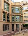 101 Casa Orlandai, façana Via Augusta.JPG