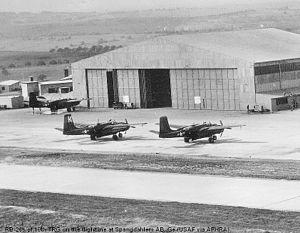 10th TRG RB-26 Invaders Spangdahlem AB West Germany.jpg
