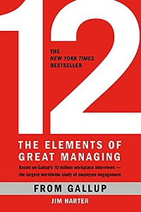 12: The Elements of Great Managing cover