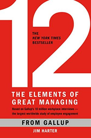 12: The Elements of Great Managing - Image: 12 The Elements of Great Managing