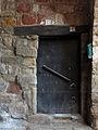 137 Can Carlí, c. Espilons (Monistrol de Montserrat), porta.JPG