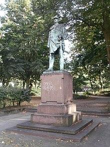 Bismarck-Denkmal (Hamburg) – Wikipedia