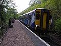 156450 at Falls of Cruachan railway station, 12-04-19.jpg