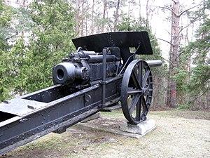 15 cm L/40 Feldkanone i.R.