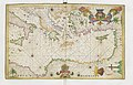 1662 Portolan chart of the Central and Eastern Mediterranean Sea by François Ollive.jpg