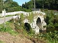 16 Poullaouen Vieux pont sur l'Aulne.JPG