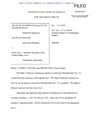 17-35105 Order denying motion to intervene and setting oral argument.pdf