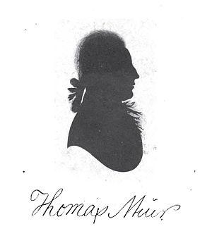Jeffrey Street - Thomas Muir circa 1793