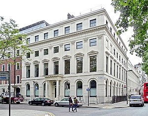 John Nash (architect) - 17 Bloomsbury Square