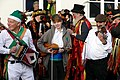 18.12.16 Ringheye Morris Dance at the Bird in Hand Mobberley 090 (31358678390).jpg