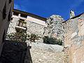 180 El carrer del Mig i la Roca Foradada des del carrer Major (Foradada).JPG