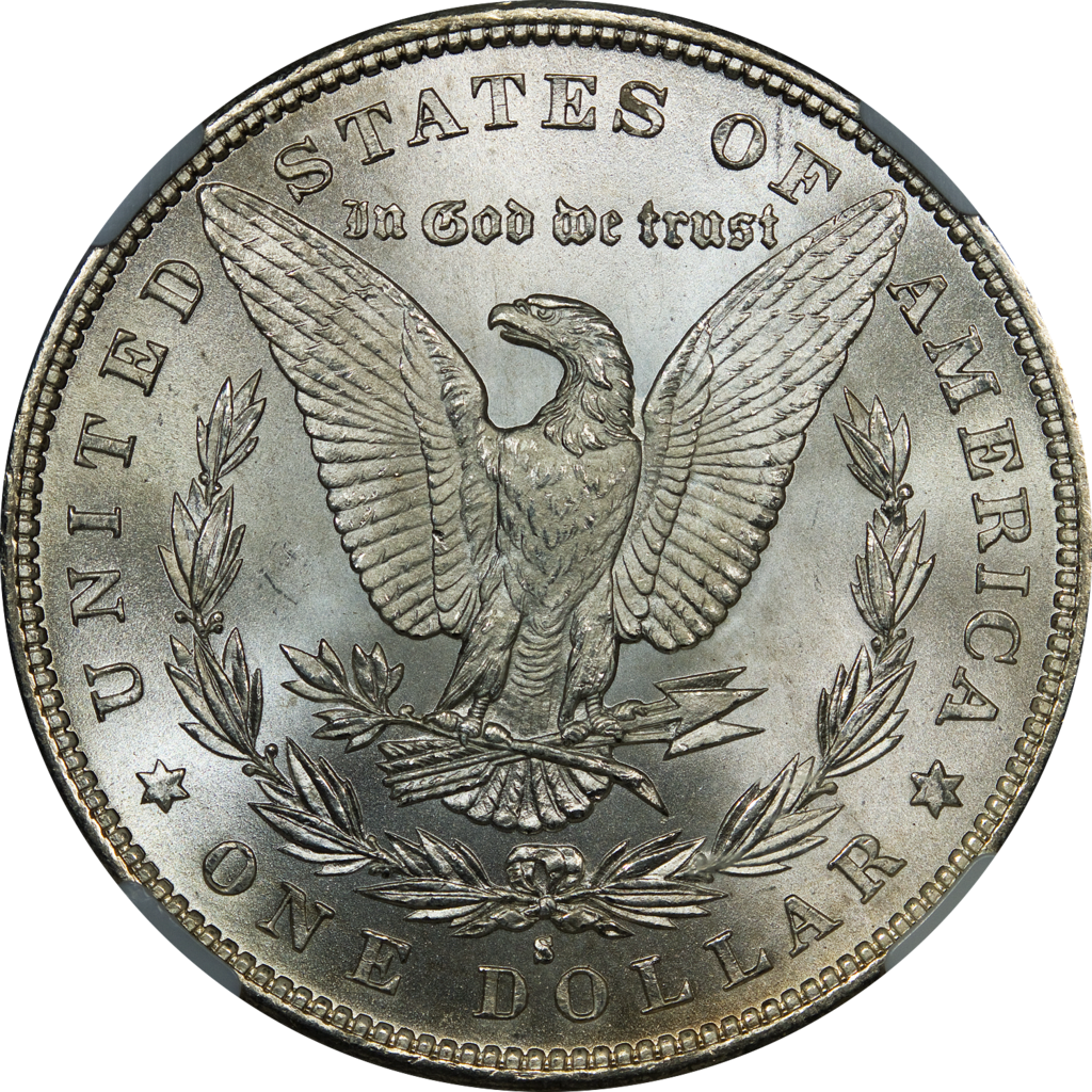 File 1879s Morgan Dollar Ngc Ms67plus Reverse Png