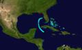 1897 Atlantic tropical storm 4 track.png