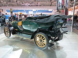 1904-1906 Opel 16-18 PS double phaeton (2012-10-26) 04.jpg