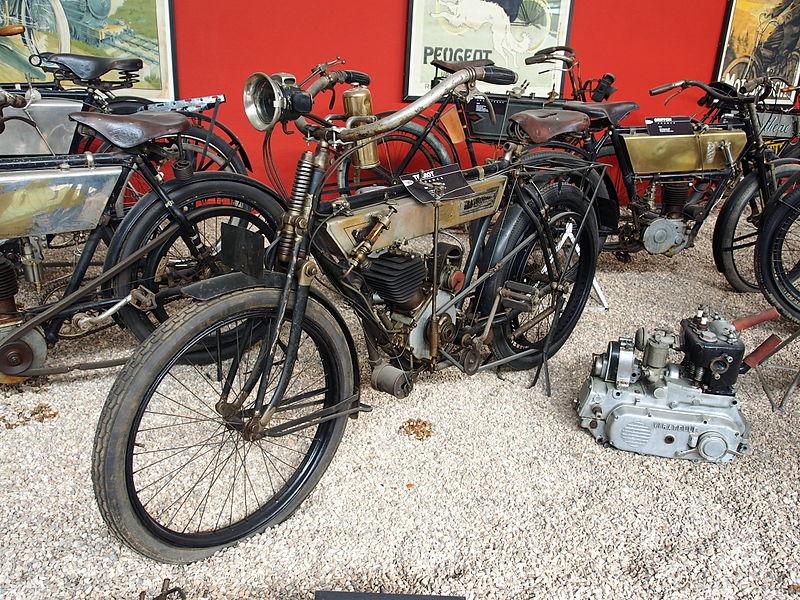file 1909 terrot no2 2 5cv  mus u00e9e de la moto et du v u00e9lo  amneville  france  pic