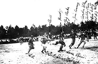1912 Florida Gators football team - The South Carolina contest.