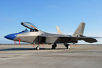 149th Fighter Squadron - 192d Fighter Wing's F-22 Raptor flagship