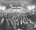 """1934 Sejm Śląski. Politycy śląscy oraz władze i członowie Towarzystwa Gimnastycznego """"Sokół"""" 1-P-2629-1.jpg"""