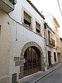 193 Casa al carrer Sant Jaume, 9 (Canet de Mar).JPG