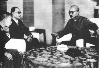 19430610 meeting bose tojo