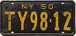 1950 New York license plate.jpg
