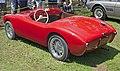 1952 Siata 300BC Barchetta Sport Spider rear.jpg