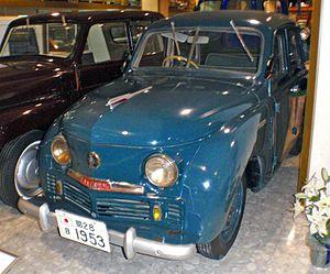 Nissan Bluebird - 1953 Datsun DB-4