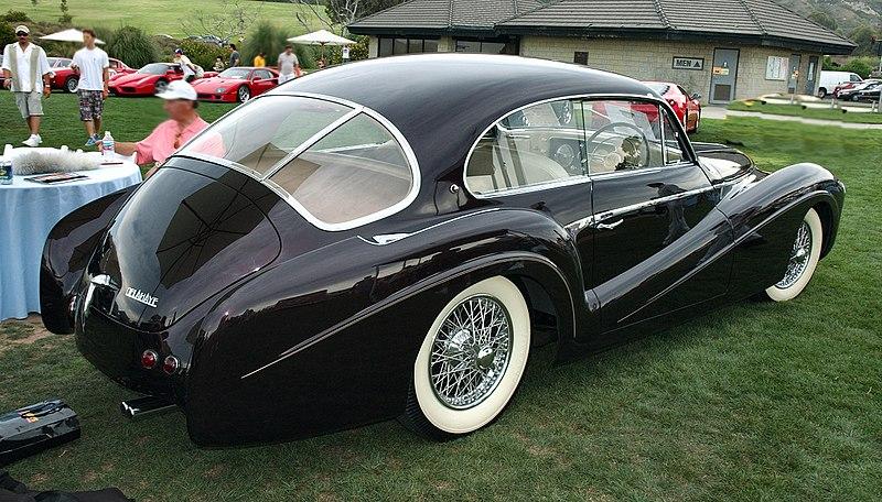 Файл:1953 Delahaye 235M Pillarless Coupe by Saoutchik.jpg